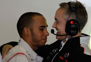 McLaren chief says Lewis Hamilton wrong to leave