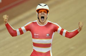 London 2012: Hansen battles back from crash to win omnium gold