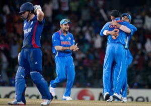 World T20: Harbhajan leads England's rout by 90 runs