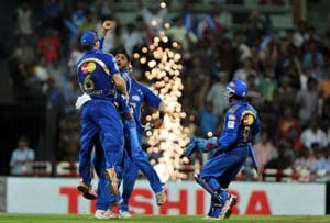 Statistical highlights from CLT20 final