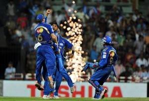 CLT20 final stats: Mumbai Indians