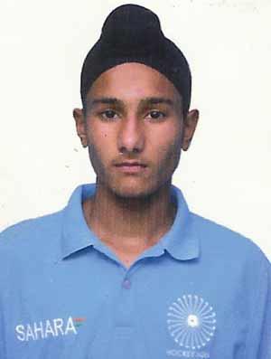 Harjeet Singh: Kurali's 17 year old prodigy lives his hockey dream