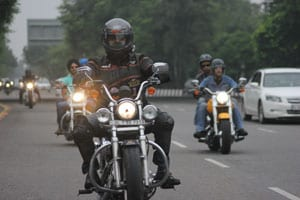 Mission Uttarakhand: Delhi bikers speed for a cause