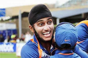 Harmeet Singh questioned by BCCI's ACSU chief Ravi Sawani