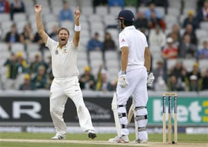 The Ashes, 3rd Test: England vs Australia, Day 5 - as it happened