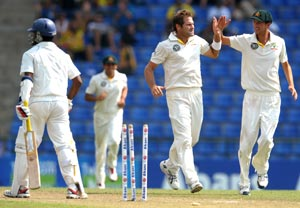 All-round Australia dominate first day