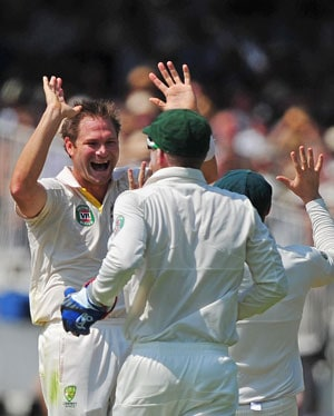 The Ashes: Ryan Harris shrugs off injuries to avenge agony