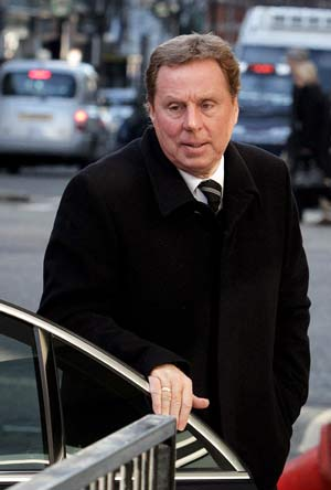 Redknapp denies interest in Blackburn vacancy