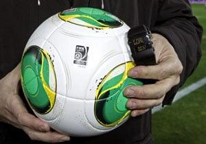 Hawk-Eye system on display at Club World Cup