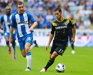 Chelsea's Eden Hazard ruled out of Europa League final
