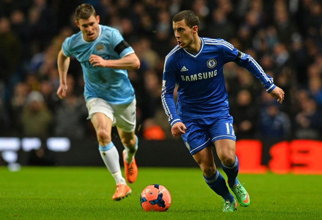 English Premier League: Eden Hazard holds key to Chelsea's title challenge