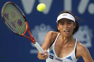 Hsieh Su-Wei becomes first Asian to win Malaysian Open