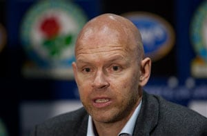 Henning Berg's Blackburn debut ends in defeat