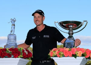 Henrik Stenson wins two trophies in one day, claims biggest payday in golf