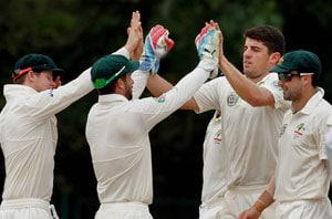 Playing with Michael Clarke helped me to be not nervous: Moises Henriques
