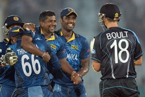 World Twenty20: Rangana Herath claims five, Sri Lanka beat New Zealand to enter semis