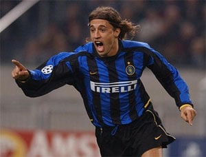 Crespo top draw at India football league auction