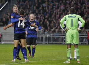 Europa League: United, City on top in second tier
