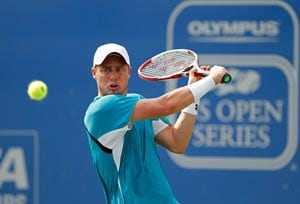 Hewitt leads Aussie double at Atlanta tennis
