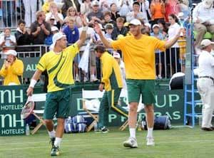 Davis Cup: Australia beat China 3-0