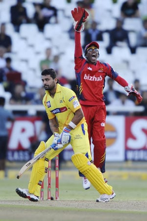 CLT20: Highveld Lions beat Chennai by six wickets