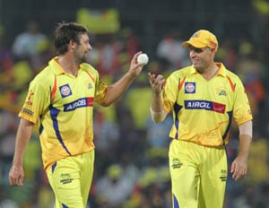 I want to be part of CSK for a further 2-3 years: Mike Hussey