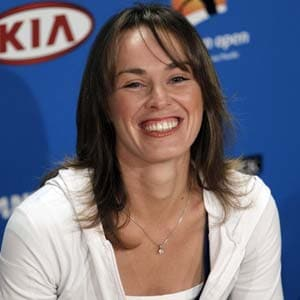 Martina Hingis among Hall of Fame nominees