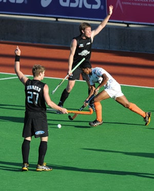 Hockey, Champions Trophy: India move to top of group with 4-2 win over New Zealand