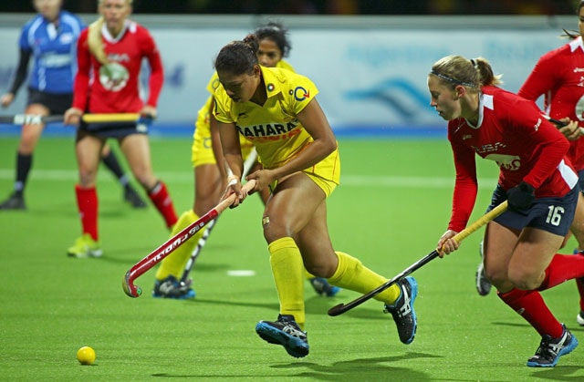 Champions Challenge: Indian Women Lose Thriller vs USA