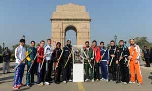 India to host men's hockey World Cup in 2018