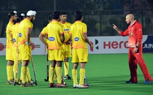 Hockey World Cup: India Lose 2-1 to Argentina in Practice Game