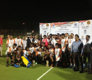Air India emerge Champions of the 3rd Hockey India Senior National Championship 2013
