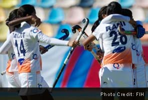 Indian girls make history, enter semis of junior hockey World Cup for the first time