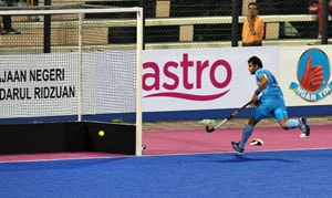 India grabs bronze at the Sultan Azlan Shah Cup