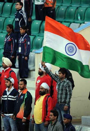 India's road to Olympics: Six matches, six wins and a billion smiles