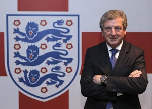 Roy Hodgson names inexperienced England side