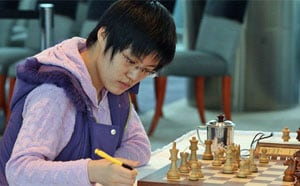 India lose out, China claim world women's chess title