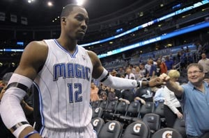 Magic beat Heat, Howard wants to finish season