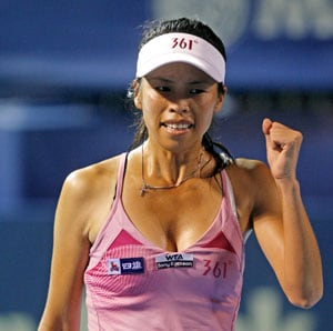Hsieh reaches Malaysian Open final