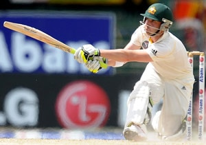 Phil Hughes first downpayment to stay in Australia's Test team