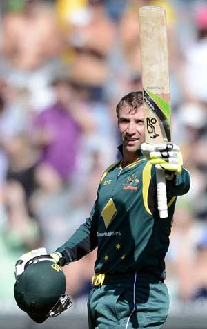 Phil Hughes wants more after ton on ODI debut