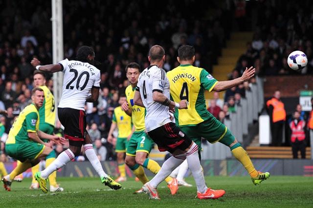 Fulham enjoy lifeline against slumping Norwich City in Premier League