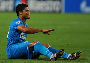 Language my barrier to settling fully at Zenit: Hulk
