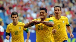 Brazil winger Hulk anxious for Olympic call-up