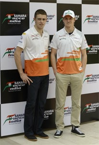 Paul di Resta sceptic of Nico Hulkenberg's move to Sauber