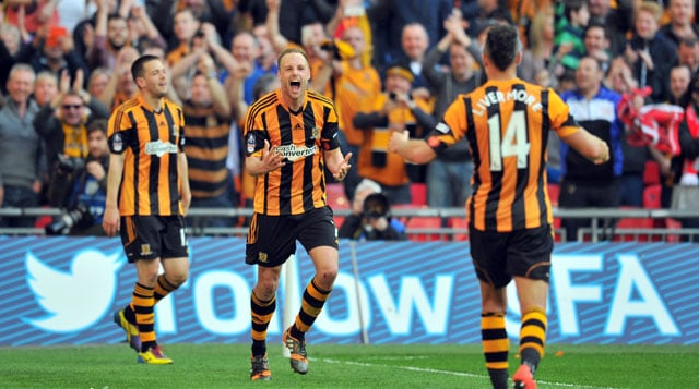 Spirited Hull City reach FA Cup final for first time in 110-year history