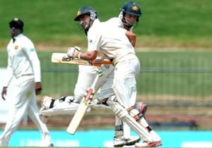 Marsh, Hussey power Australia against Sri Lanka