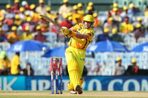 IPL stats: Mike Hussey becomes first batsman to score 4 fifties this season