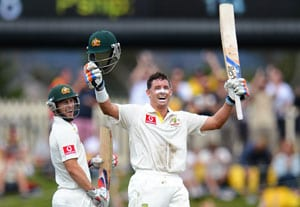 Australia aim to bid Mike Hussey farewell in style