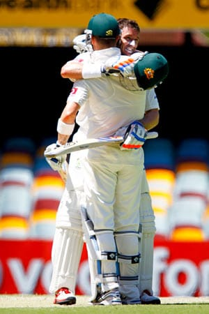 1st Test, Day 5: Statistical Highlights of Australia vs South Africa
